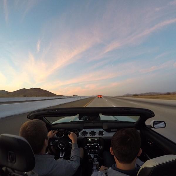 В дороге с лучшим другом