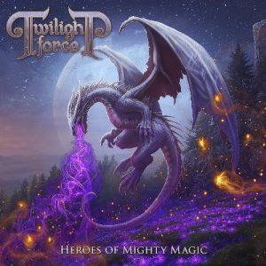 Twilight Force – Heroes Of Mighty Magic (2016) + Bonus Disc